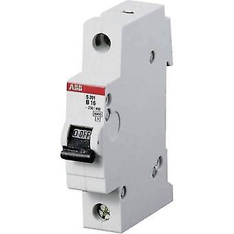ABB 2CDS251001R1165 Circuit breaker 1-pin 16 A
