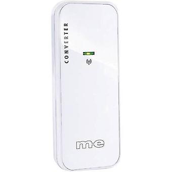 m-e מודרני-אלקטרוניקה 41130 פעמון דלת אלחוטית ממיר