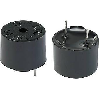 Buzzer Piezo Karine KPM-G1212A9-K9219 de bruit: 90 dB tension: 12 V continu signal sonore 1 PC (s)