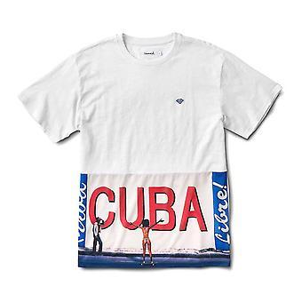 Diamond Supply Co Cuba T-shirt White