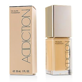 Addiction The Glow Foundation Spf 20 - # 003 (cool Ivory) - 30ml/1oz