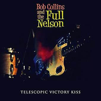 Collins, Bob / Full Nelson - Telescopic Victory Kiss [CD] USA import