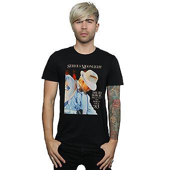 Luna seria camiseta David Bowie hombres