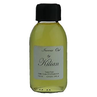 Kilian 'Wierook Oud' Eau De Parfum 3.4 oz / 100 ml Refill, Brand New,Brown Box