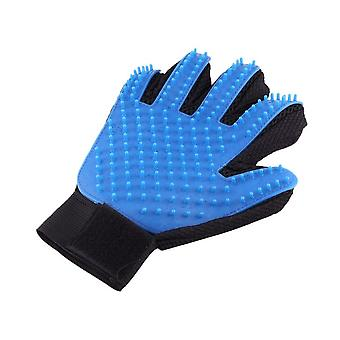 Brush Glove for pets-removes loose fur and bacteria
