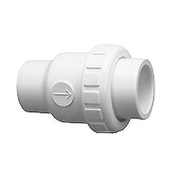 """Praher 150-CV-025 1.5"""" Socket Single Unie voorjaar terugslagklep"""