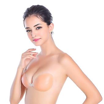 Strapless Backless Bra Silicone Self-adhesive Stick On Gel Push Up Backless Invi