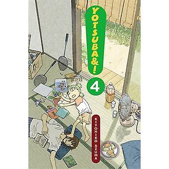Yotsuba&! - v. 4 by Kiyohiko Azuma - 9780316073912 Book
