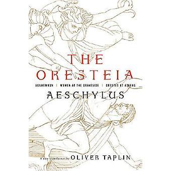 Orestei - Agamemnon – kobiet, u grobu - Orestes w Atenach