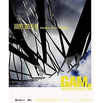 GAM 10 - intuïtie & the Machine door GAM 10 - intuïtie & de Ma