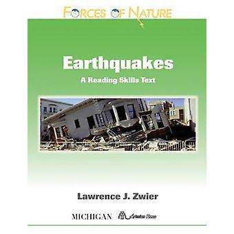 Jordbävningar - läsning färdigheter Text av Lawrence J. Zwier - 97804720324
