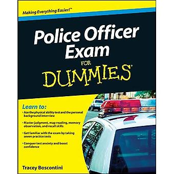 Police Officer Exam for Dummies (For Dummies