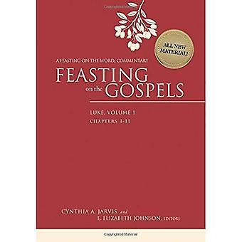Fest på evangeliene - Luke, Volume 1: en fest på ordet kommentar