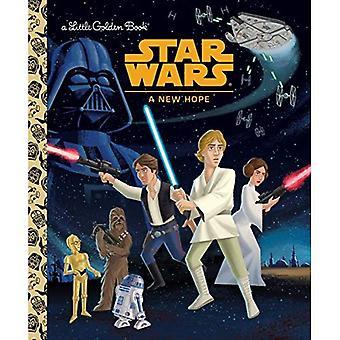 Star Wars: A New Hope (gouden boekje)
