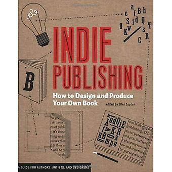 Indie-publicering: Hur att designa och producera din egen bok (Design kort)