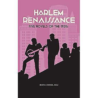 Harlem Renaissance: Five Novels of The 1920s