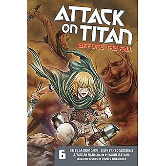 Aanval op Titan: Before the Fall 6