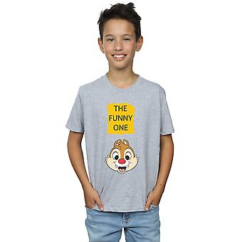 Disney Boys Chip N Dale The Funny One T-Shirt
