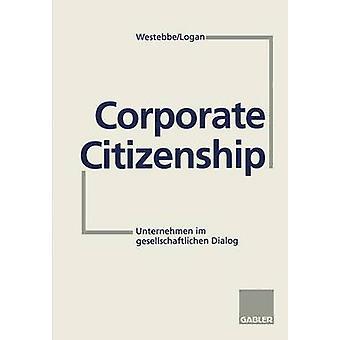 企業市民権 Unternehmen im gesellschaftlichen Westebbe & アヒム・によるダイアログ