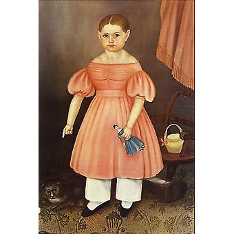 Mary Jane Smith, Joseph wijting voorraad, 60x40cm