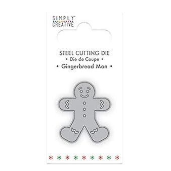 Simply Creative Christmas Pudding Die