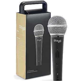 Stagg SDM50 Microphone dynamique professionnel