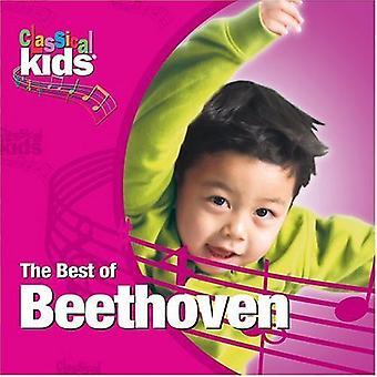 L.V. Beethoven - Enfants Classiques: Le Meilleur De Beethoven [CD] USA import