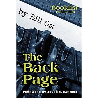 The Back Page by Bill Ott - 9780838909973 Book