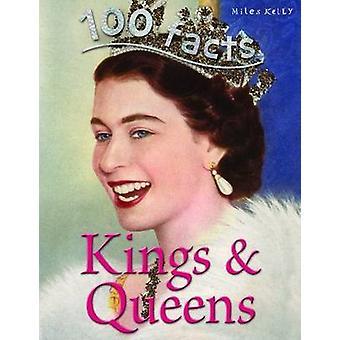 100 feiten Kings & Queens door Fiona MacDonald-9781782093732 boek