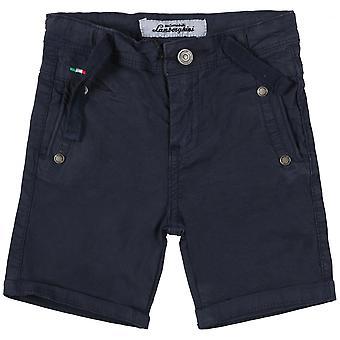 Lamborghini caçoa os shorts da criança de Lamborghini