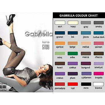 Gabriella kousen Sindy 60 den korte leggings [135]