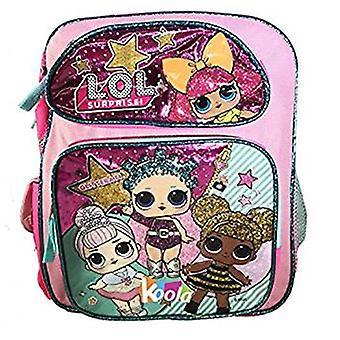 Small Backpack - LOL Surprise - Glitterati Pink New 168265-2