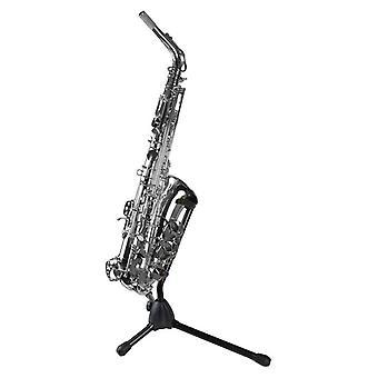 Kabalo Universal Foldable Tripod Alto Tenor Saxophon Stand Mount Padded Holder Music Accessory