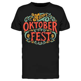 Happy Oktoberfest Tee Men's -Image by Shutterstock