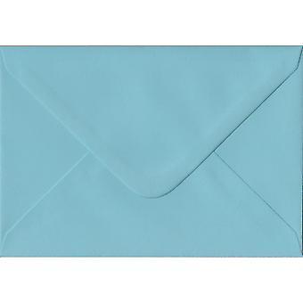 Pastell blau gummiert 5