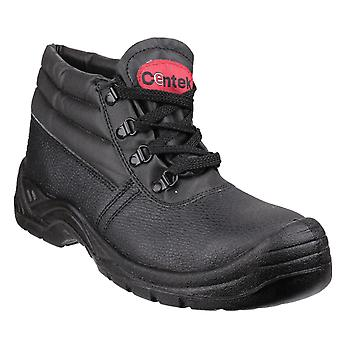 Centek Mens FS83 Safety Boot Black