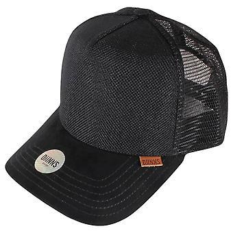 Djinns Suelin Trucker Cap - Noir