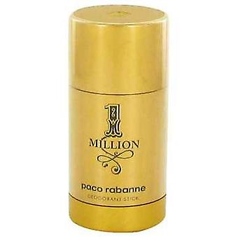 1 Million By Paco Rabanne Deodorant Stick 2.5 Oz (men) V728-490517