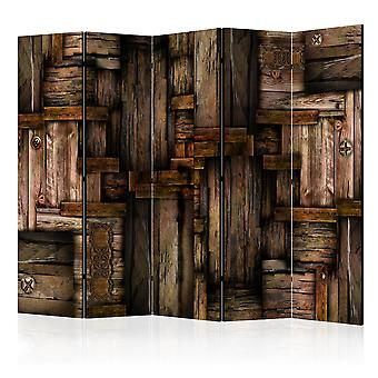 Paravento - Wooden puzzle [Room Dividers]