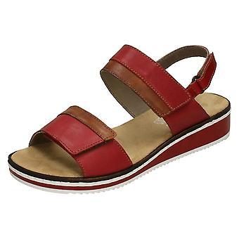 Ladies Rieker årsakssammenheng sandaler V36B9