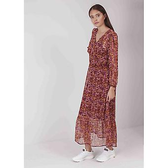 Saint Tropez Autumn Maxi Dress