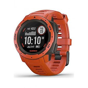 Garmin - Smartwatch - Instinct Fire Rouge - 010-02064-02