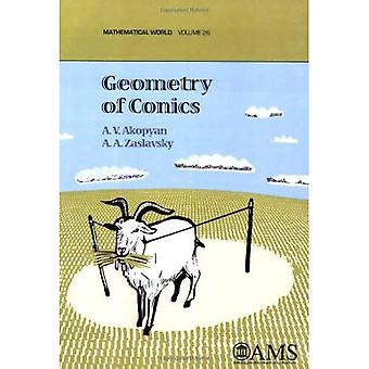 Geometry of Conics (Mathematical World) [Illustrated]