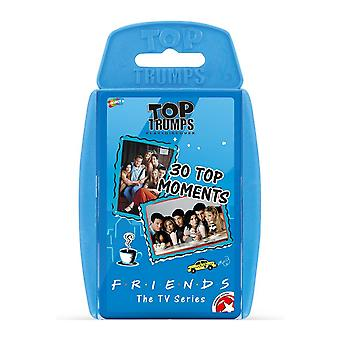 Top Trumps Friends 30 Top Moments
