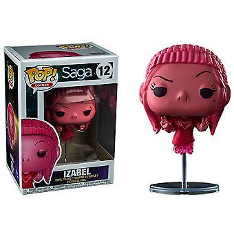 Saga Izabel US Exclusive Pop! Vinyl