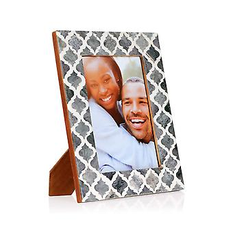 Penguin Home Handcrafted Mediterranean pattern photo frame