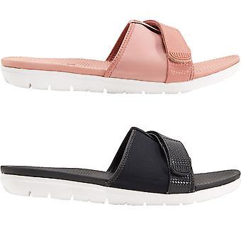 FitFlops Womens NeoFlex Slide Casual Summer Holiday Slide-On Sandals Flip Flops