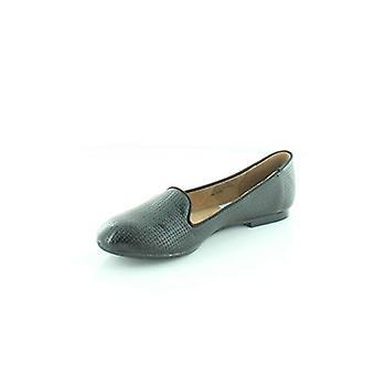 スタイル&Co. アリソン・ウィメンズ&アポス&オックスフォード・ブラックサイズ 6 M