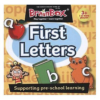 Brainbox First Letters Pre School Game