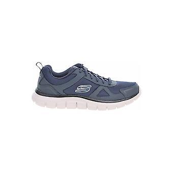 Skechers Track Scloric 52631NVY Universal hela året män skor